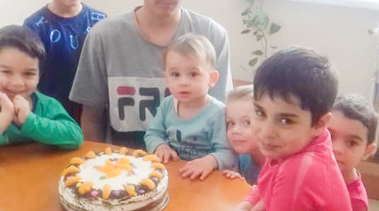 Varenie, pečenie a oslava s deťmi